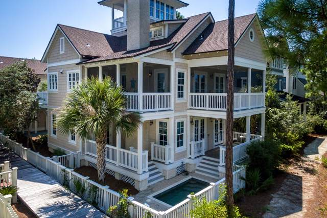 38 Shingle Lane, Watersound, FL 32461 (MLS #831749) :: Berkshire Hathaway HomeServices Beach Properties of Florida