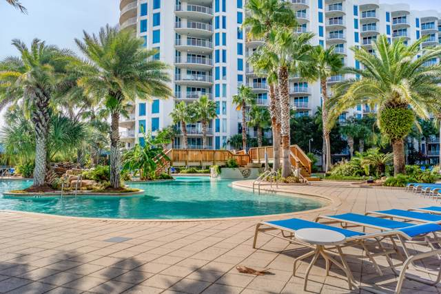 4203 Indian Bayou Trail #1616, Destin, FL 32541 (MLS #831761) :: Hilary & Reverie