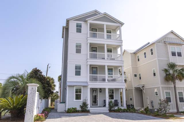 7 Mathis Cove, Inlet Beach, FL 32461 (MLS #831767) :: Classic Luxury Real Estate, LLC