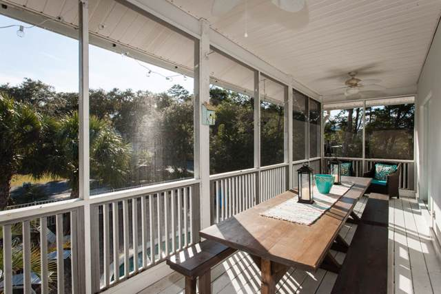 169 Seagrove Village Drive, Santa Rosa Beach, FL 32459 (MLS #831771) :: Coastal Luxury
