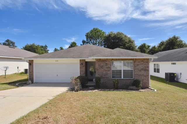 240 Limestone Circle, Crestview, FL 32539 (MLS #831785) :: Scenic Sotheby's International Realty