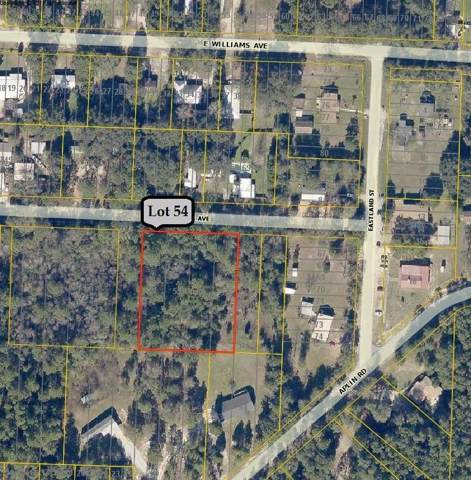 Lots 54&55 Shoffner Avenue, Crestview, FL 32539 (MLS #831792) :: Keller Williams Emerald Coast