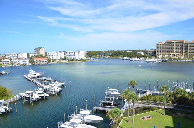 725 Gulf Shore Drive 405B, Destin, FL 32541 (MLS #831801) :: Hilary & Reverie