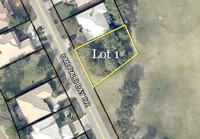 Lot 1 Emerald Bay Drive, Destin, FL 32541 (MLS #831804) :: ENGEL & VÖLKERS