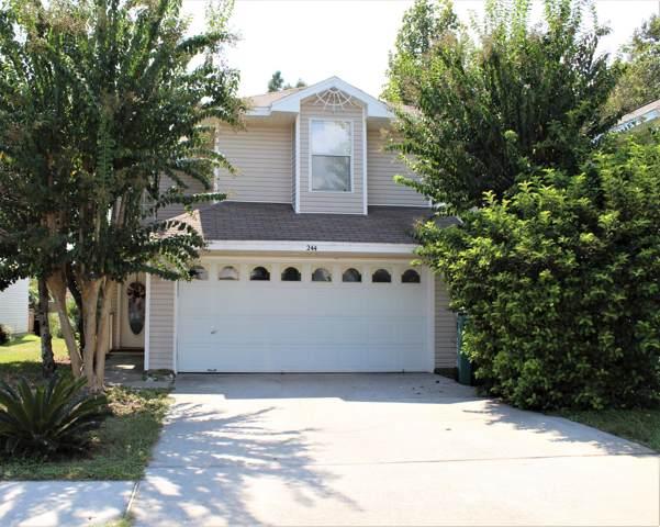 244 Twin Lakes Lane, Destin, FL 32541 (MLS #831832) :: Berkshire Hathaway HomeServices Beach Properties of Florida