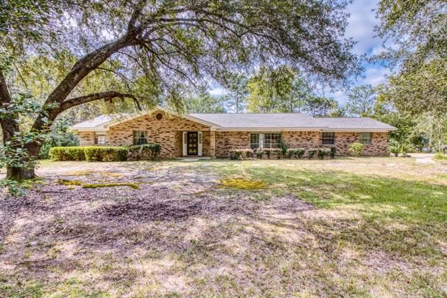 1724 Shockley Springs Road, Baker, FL 32531 (MLS #831835) :: Coastal Lifestyle Realty Group