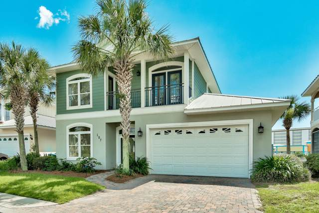 107 Smugglers Cove Court, Panama City Beach, FL 32413 (MLS #831839) :: 30a Beach Homes For Sale