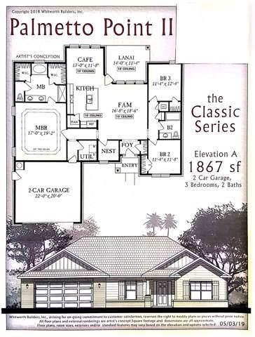 8109 Silver Maple Drive, Milton, FL 32583 (MLS #831845) :: Keller Williams Emerald Coast