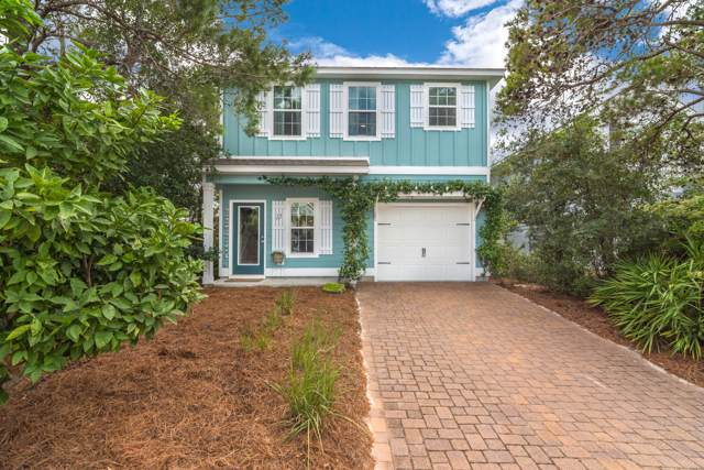 23 Grayling Way, Inlet Beach, FL 32461 (MLS #831847) :: Berkshire Hathaway HomeServices Beach Properties of Florida