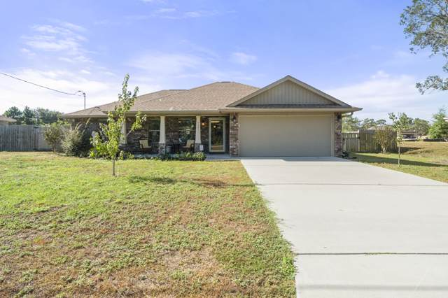 4881 Reese Road, Gulf Breeze, FL 32563 (MLS #831849) :: RE/MAX By The Sea