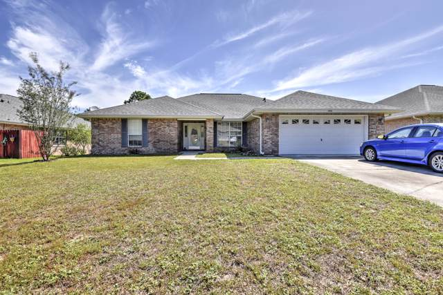 2706 Shoni Drive, Navarre, FL 32566 (MLS #831872) :: Berkshire Hathaway HomeServices Beach Properties of Florida