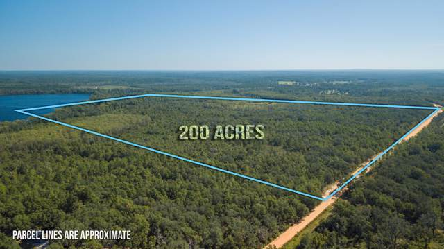200 ACRES Union Hill, Caryville, FL 32427 (MLS #831909) :: Classic Luxury Real Estate, LLC