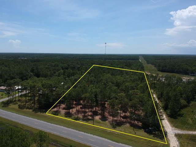 8.63 Acres Business 331, Freeport, FL 32439 (MLS #831929) :: Scenic Sotheby's International Realty