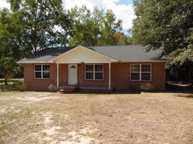 437 Elm Street, Florala, AL 36442 (MLS #832063) :: Classic Luxury Real Estate, LLC