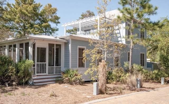 9 Creek Park Lane, Inlet Beach, FL 32461 (MLS #832134) :: 30A Escapes Realty