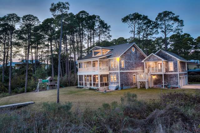 119 Oyster Lake Drive, Santa Rosa Beach, FL 32459 (MLS #832161) :: Scenic Sotheby's International Realty