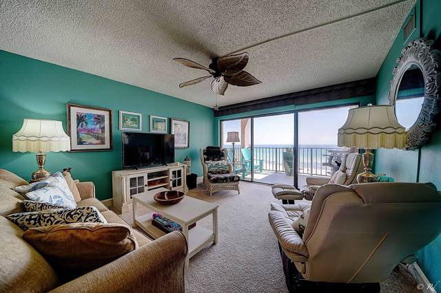 8815 Thomas Drive #605, Panama City Beach, FL 32408 (MLS #832176) :: RE/MAX By The Sea