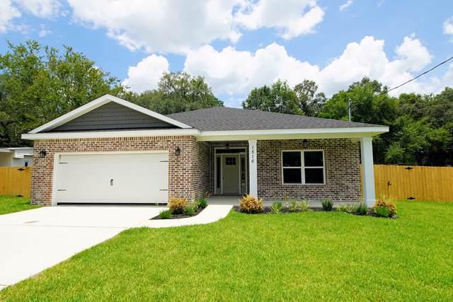 1502 W Ponderosa Road, Fort Walton Beach, FL 32547 (MLS #832179) :: Classic Luxury Real Estate, LLC