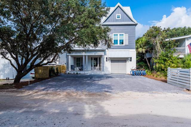 59 Thyme Street, Santa Rosa Beach, FL 32459 (MLS #832350) :: Coastal Luxury