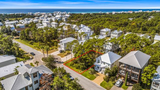 Lot 71 Grande Pointe Drive, Inlet Beach, FL 32461 (MLS #832425) :: Scenic Sotheby's International Realty