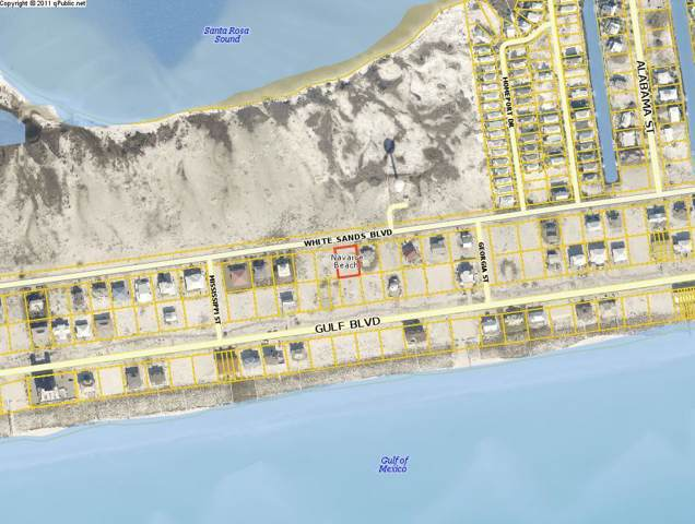 Lot6 Blk7 White Sands Boulevard, Navarre, FL 32566 (MLS #832433) :: Homes on 30a, LLC
