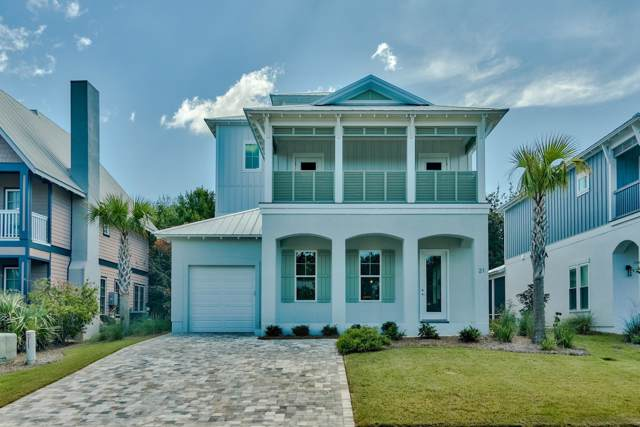 21 W Willow Mist Road, Inlet Beach, FL 32461 (MLS #832502) :: Classic Luxury Real Estate, LLC
