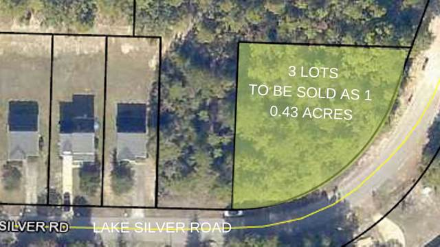 LOTS 15-17 Lake Silver Road, Crestview, FL 32536 (MLS #832503) :: Scenic Sotheby's International Realty