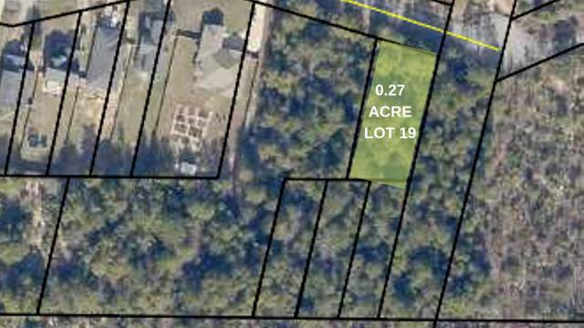 Lot 19 BLK S Lakeview Land, Crestview, FL 32536 (MLS #832506) :: Scenic Sotheby's International Realty
