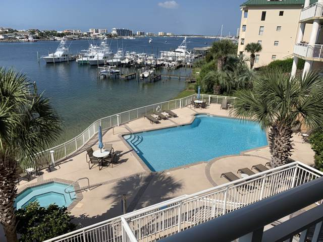 662 Harbor Boulevard Unit 230, Destin, FL 32541 (MLS #832538) :: Coastal Luxury