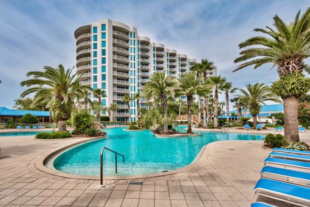 4205 Indian Bayou Trail Unit 3110, Destin, FL 32541 (MLS #832543) :: Scenic Sotheby's International Realty