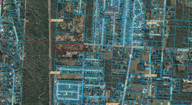293 W Roberts Road, Cantonment, FL 32533 (MLS #832549) :: Counts Real Estate Group