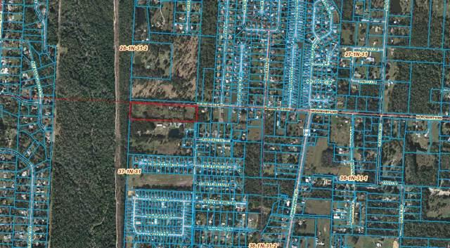 293 W Roberts Road, Cantonment, FL 32533 (MLS #832549) :: Keller Williams Emerald Coast