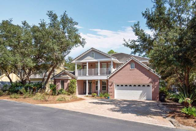 168 Lake Pointe Drive, Santa Rosa Beach, FL 32459 (MLS #832563) :: ResortQuest Real Estate