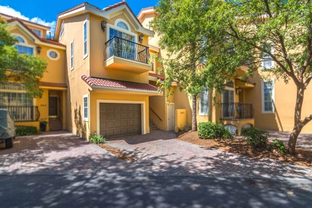 63 Vantage Point #63, Miramar Beach, FL 32550 (MLS #832587) :: ResortQuest Real Estate