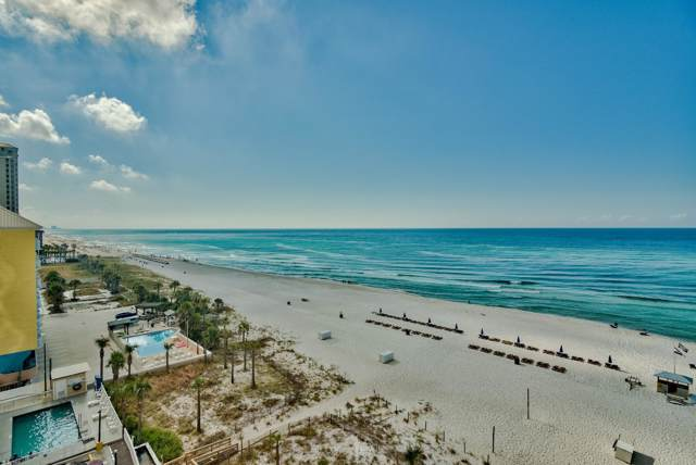 12011 Front Beach Road #301, Panama City Beach, FL 32407 (MLS #832666) :: Berkshire Hathaway HomeServices PenFed Realty
