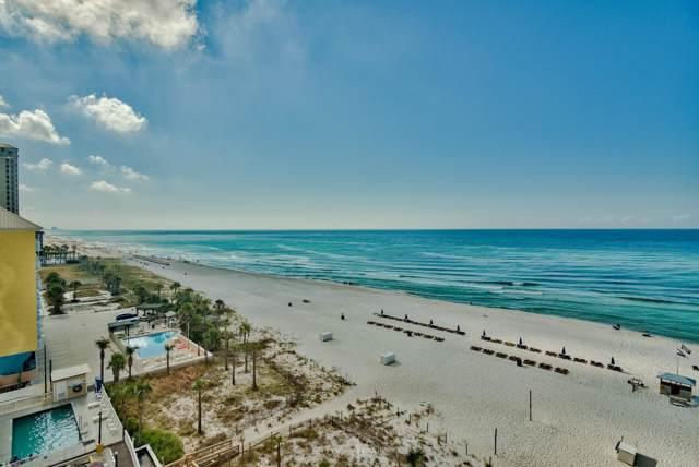 12011 Front Beach Road #301, Panama City Beach, FL 32407 (MLS #832666) :: Coastal Lifestyle Realty Group