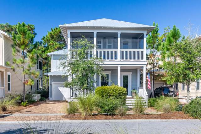35 Beargrass Way Lot 4, Santa Rosa Beach, FL 32459 (MLS #832717) :: Berkshire Hathaway HomeServices Beach Properties of Florida