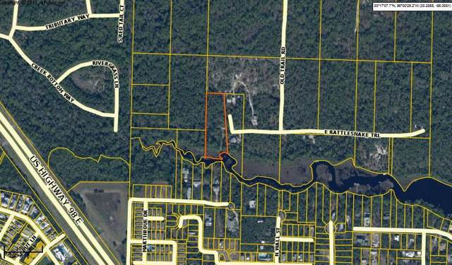 48 W Rattlesnake Trail, Inlet Beach, FL 32461 (MLS #832746) :: ResortQuest Real Estate