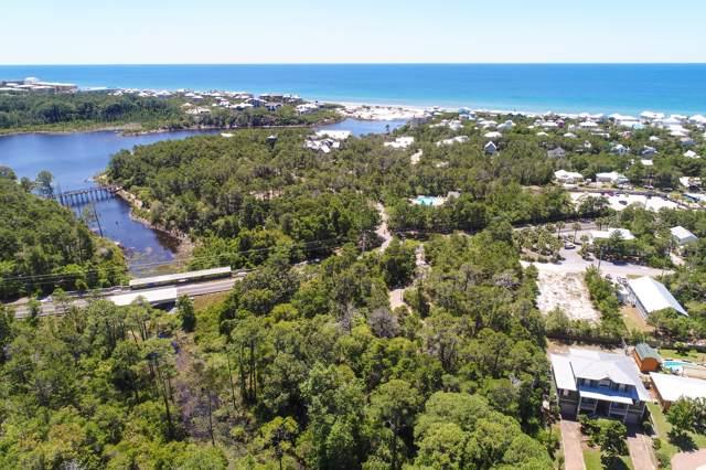 Lot 3 Thistle Lane, Santa Rosa Beach, FL 32459 (MLS #832751) :: Berkshire Hathaway HomeServices Beach Properties of Florida