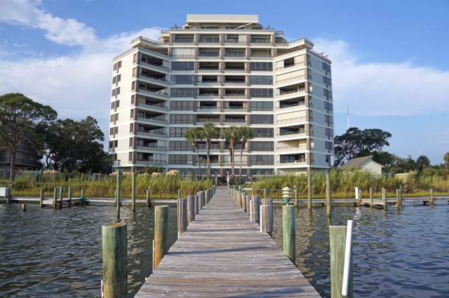 200 SW Miracle Strip Parkway #503, Mary Esther, FL 32569 (MLS #832763) :: Better Homes & Gardens Real Estate Emerald Coast
