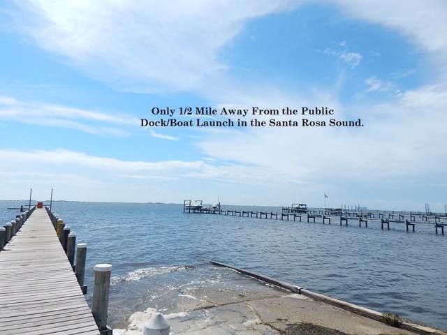 Lot 27 Ponderosa Drive, Gulf Breeze, FL 32563 (MLS #832779) :: Classic Luxury Real Estate, LLC