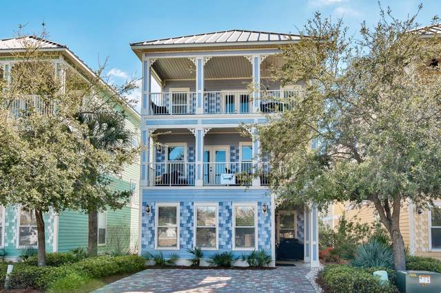 4552 Biscayne Bay, Destin, FL 32541 (MLS #832812) :: Homes on 30a, LLC