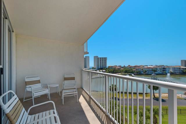 970 Emerald Coast Parkway #406, Destin, FL 32541 (MLS #832815) :: Luxury Properties on 30A