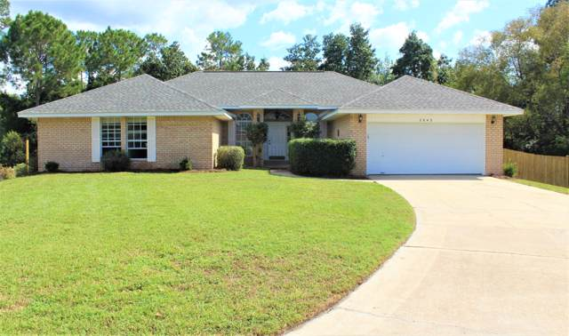 2843 Geronimo Drive, Crestview, FL 32539 (MLS #832869) :: Scenic Sotheby's International Realty