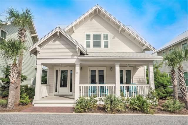 37 Federal Street, Inlet Beach, FL 32461 (MLS #832929) :: Coastal Lifestyle Realty Group