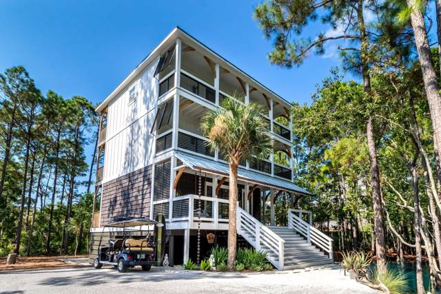 157 Baird Road, Santa Rosa Beach, FL 32459 (MLS #832973) :: Scenic Sotheby's International Realty