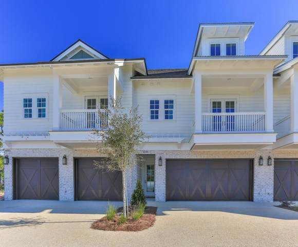 Lot 18 Bahia Lane D-18, Destin, FL 32541 (MLS #832982) :: Scenic Sotheby's International Realty