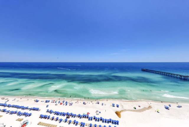 15817 Front Beach Road #1808, Panama City Beach, FL 32413 (MLS #832988) :: Counts Real Estate Group