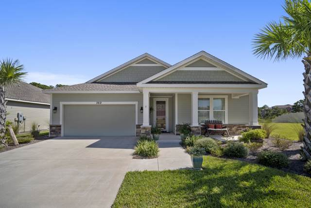 362 Blue Sage Road, Panama City Beach, FL 32413 (MLS #833028) :: RE/MAX By The Sea