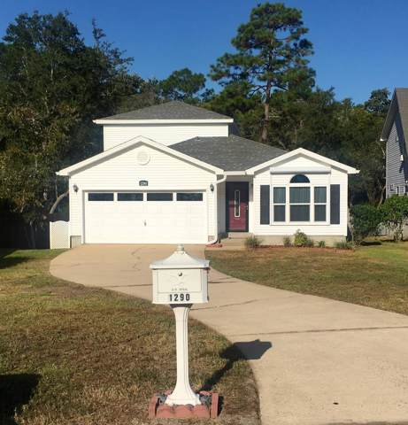 1290 Laura Lane, Niceville, FL 32578 (MLS #833051) :: ResortQuest Real Estate